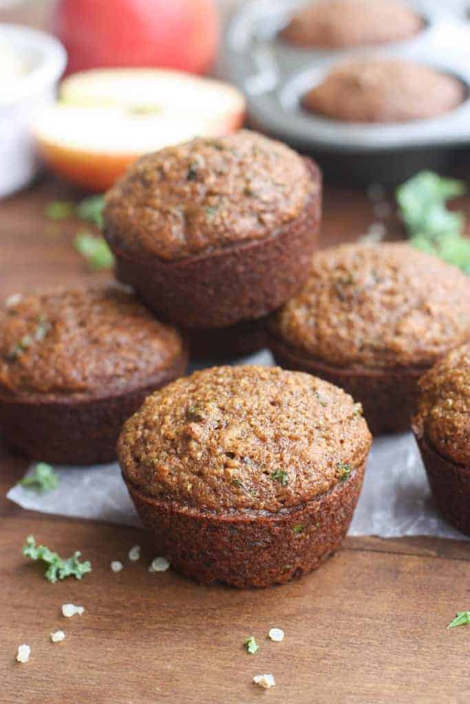 These Power Muffins are not only DELICIOUS and perfectly sweet, they're loaded with superfoods and whole grains so you can feel good about feeding them to your family. They're freezer-friendly too! | Tastes Better From Scratch