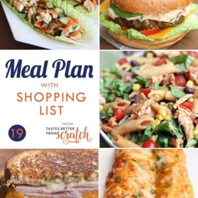 Weekly Meal Plan (19)