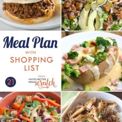 Weekly Meal Plan (21)