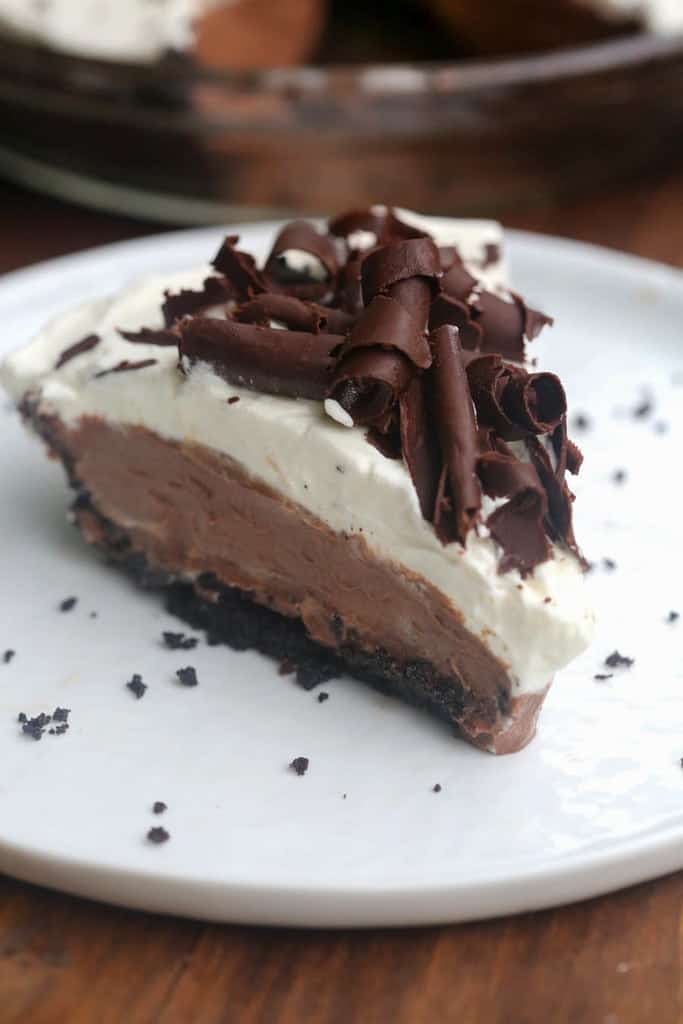 How To Make A Chocolate Pie Crust From Scratch