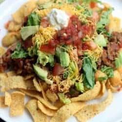 Fritos Taco Salad