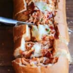 BBQ Chicken Stuffed Bread | Tastes Better From Scratch