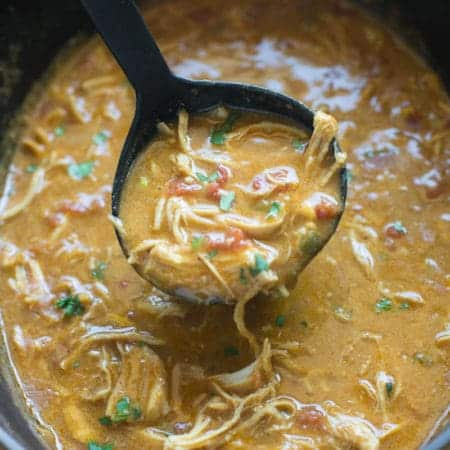 Slow Cooker King Ranch Chicken Soup   Tastes Better From Scratch
