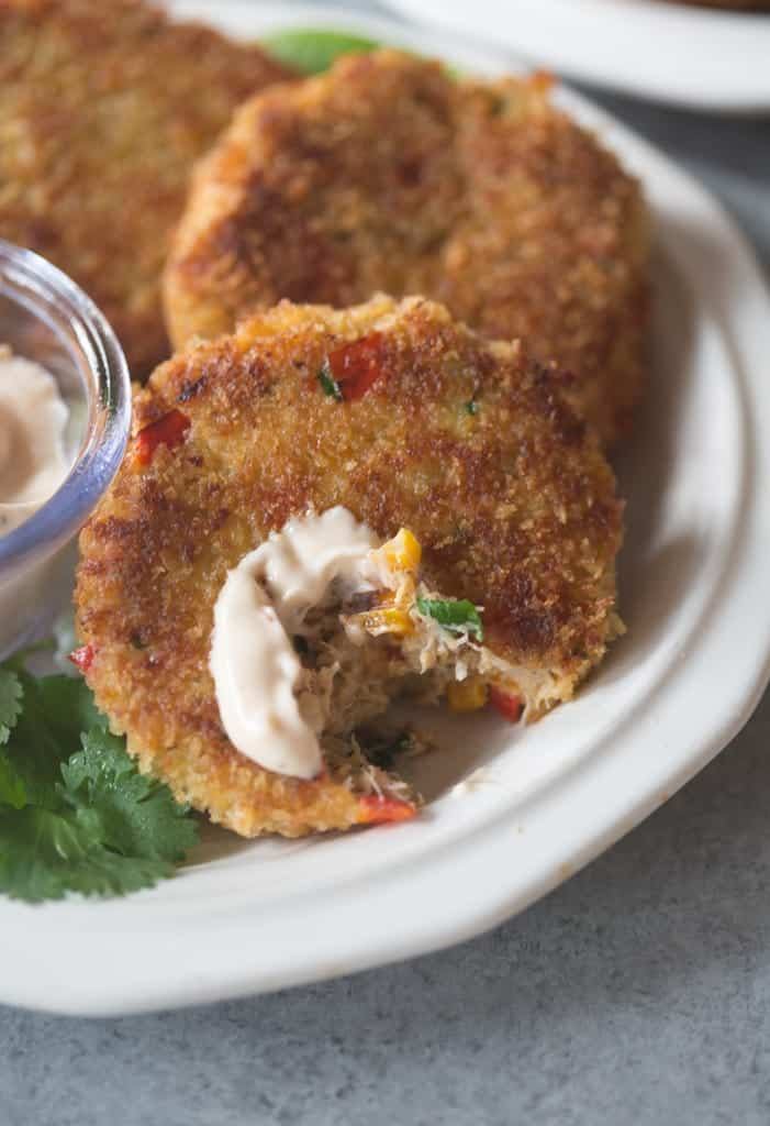 The easiest, BEST Crab Cakes | Tastes Better From Scratch