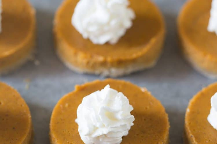Pumpkin Pie Bites | Tastes Better From Scratch