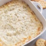 Hot Artichoke Dip | Tastes Better From Scratch