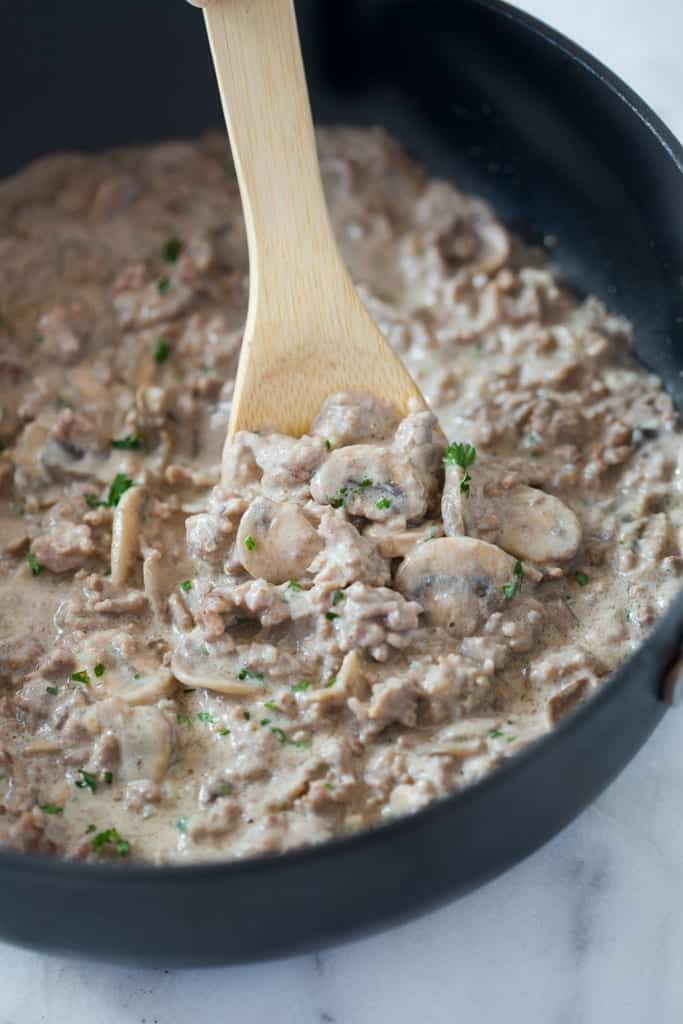 Easy Beef Stroganoff | Tastes Better From Scratch