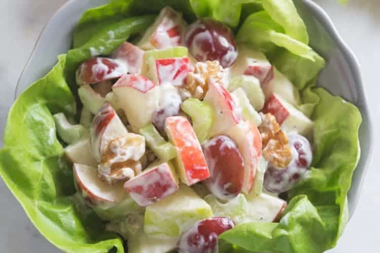 Waldorf Salad | Tastes Better From Scratch