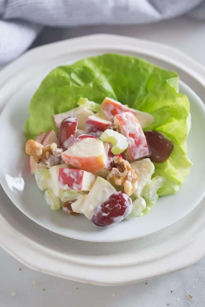 Waldorf Salad | Tastes Better From Scratch
