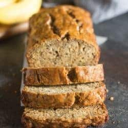 Skinny Banana Bread