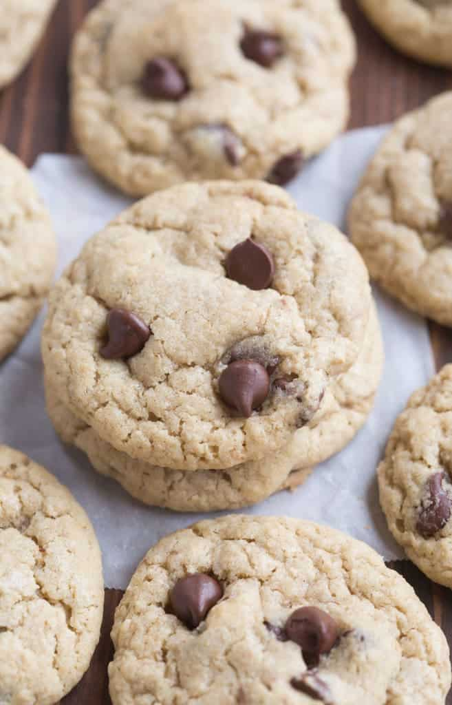 Tastes Better From Scratch Chocolate Chip Cookies
