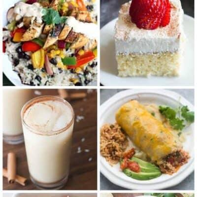 Cinco De Mayo Recipe Round-up!