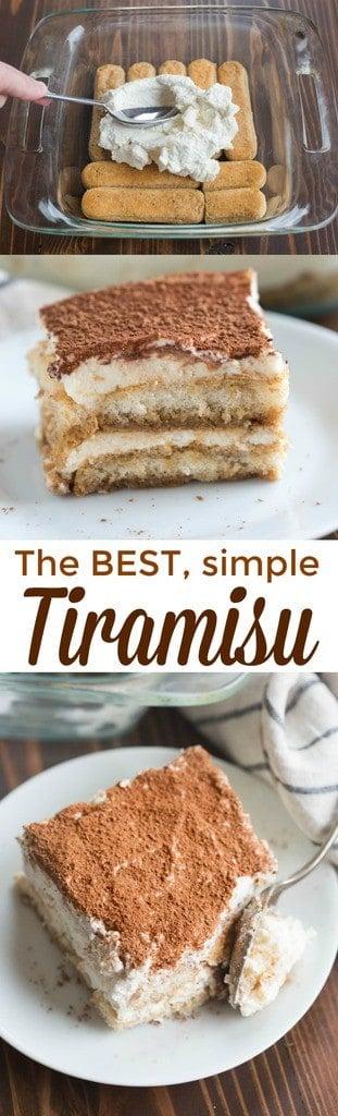 Easy Tiramisu Tastes Better From Scratch