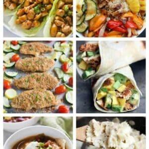 Easy, Healthy Dinner Recipes