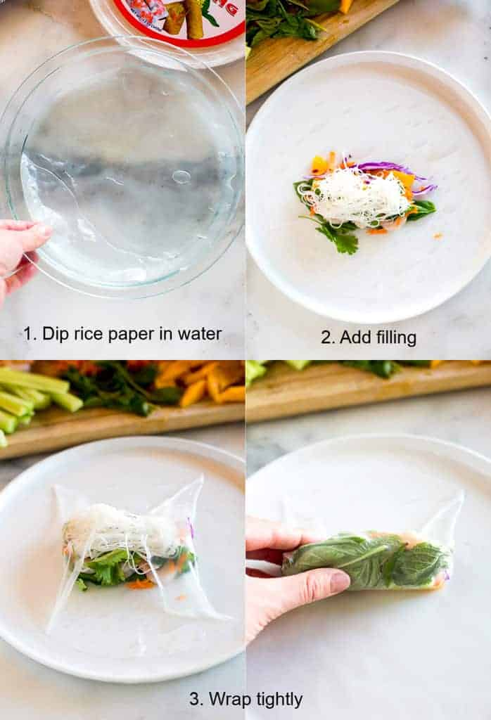 Fresh Spring Rolls Recipe Tastes Better From Scratch