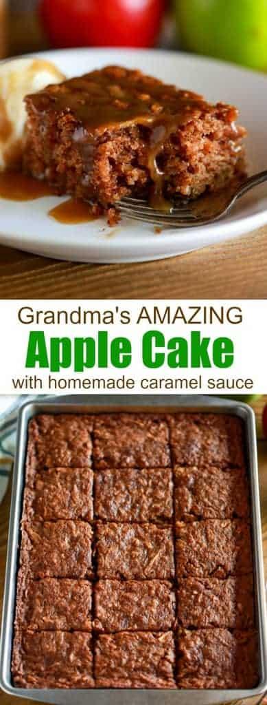 Fresh Apple Cake Recipe Tastes Better From Scratch