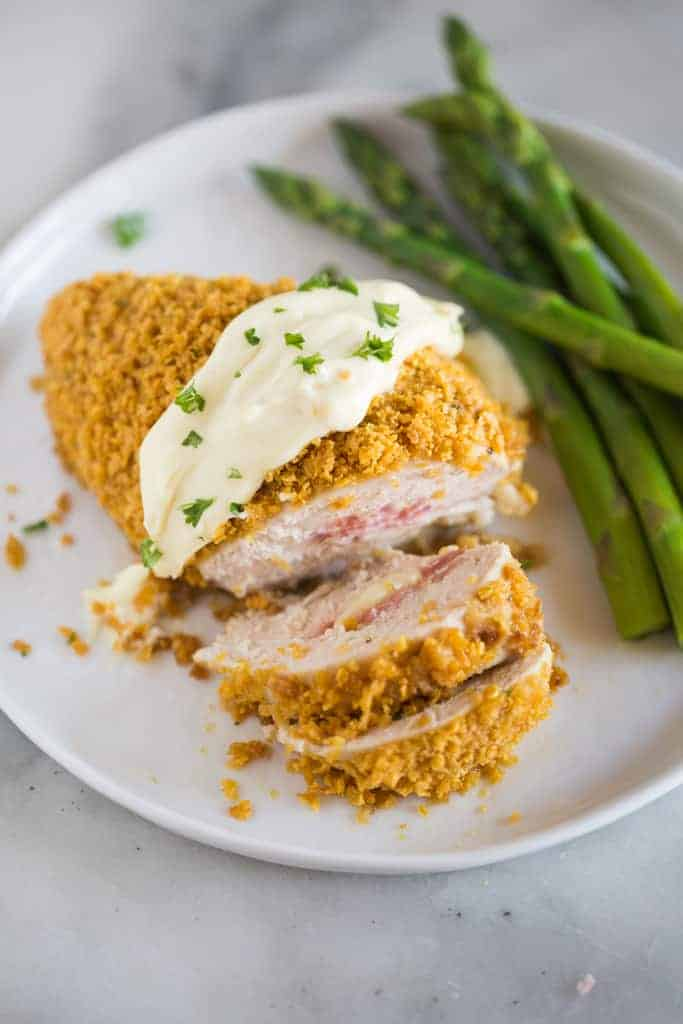 Chicken Cordon Bleu Tastes Better From Scratch