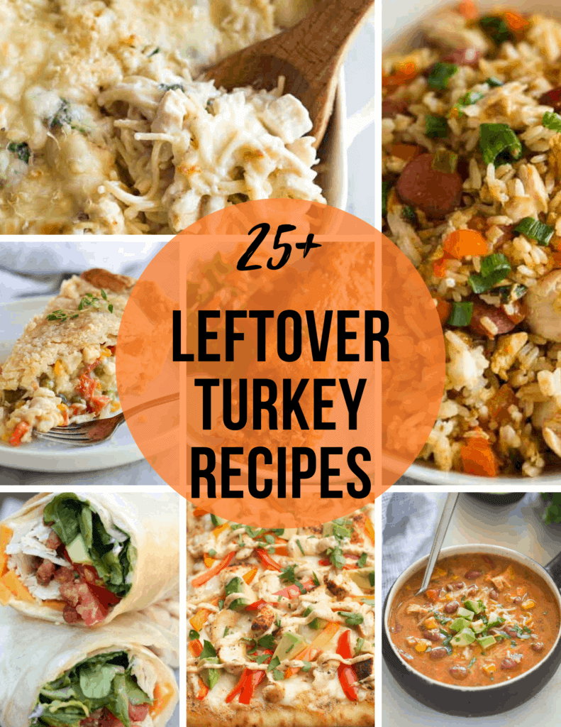 25 Leftover Turkey Recipes Tastes Better From Scratch