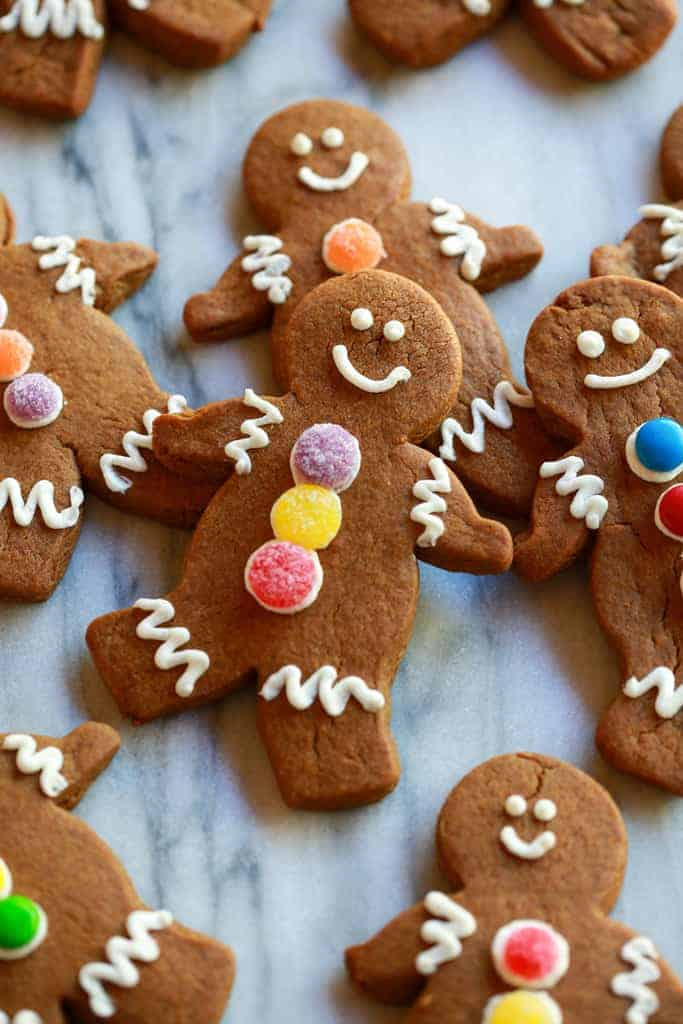 Soft And Chewy Gingerbread Cookies Tastes Better From Scratch