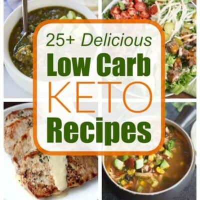 Low Carb Keto Recipes