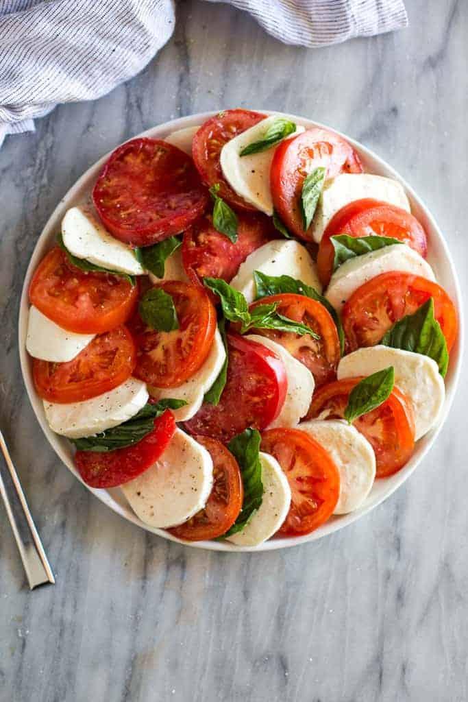 How Do You Make A Caprese Salad