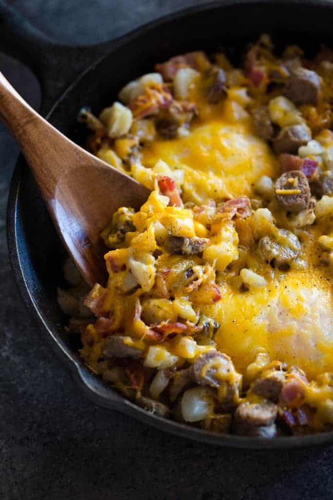 Easy Breakfast Skillet