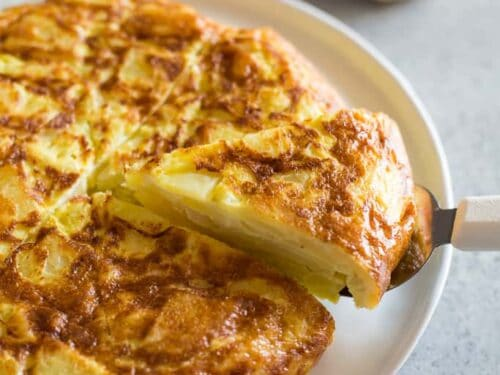 Easy Tortilla De Patatas Tastes Better From Scratch