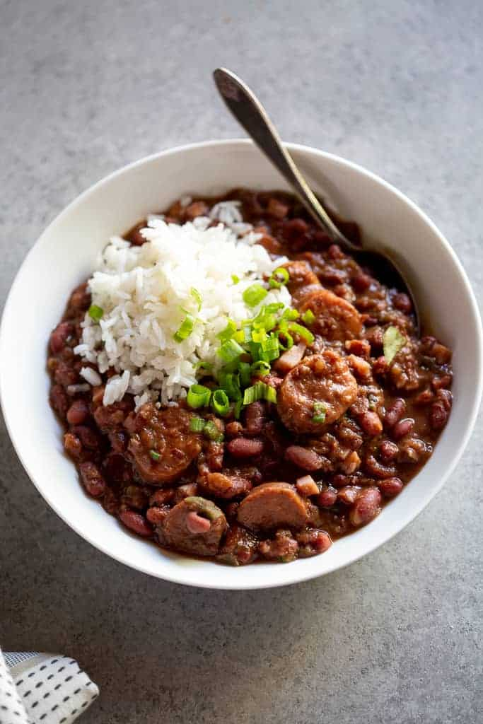 Easy Instant Pot Red Beans And Rice Tastes Better From Scratch