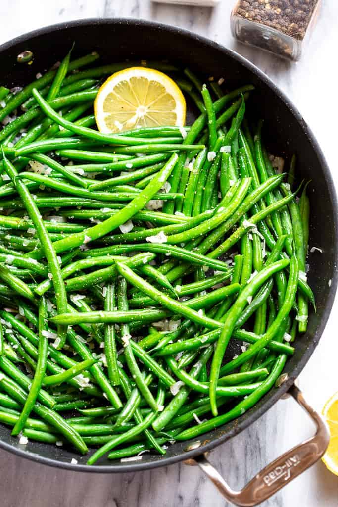 French Green Beans Haricots Verts Tastes Better From Scratch