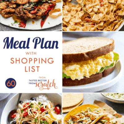 Meal Plan (60)