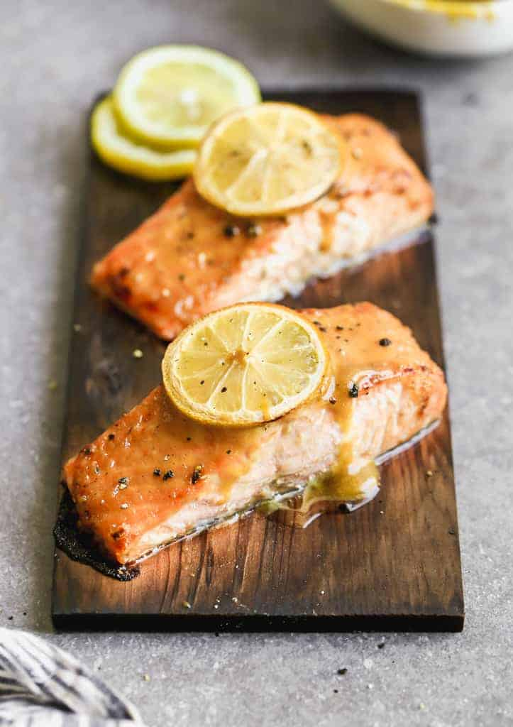 Cedar Plank Salmon Recipe Tastes Better From Scratch