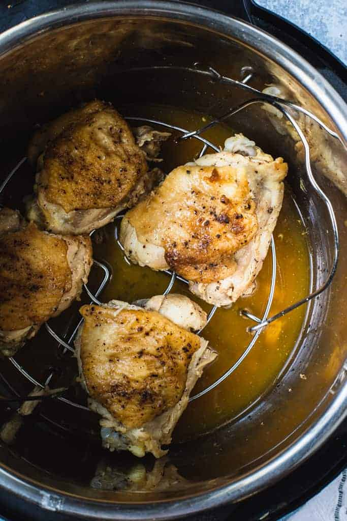 Instant Pot Chicken Thighs Tastes Better From Scratch