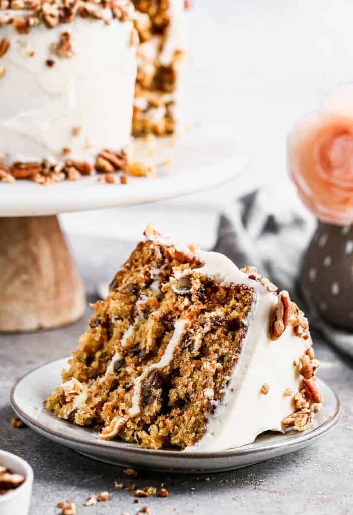 The Ultimate Carrot Cake Tastes Better From Scratch